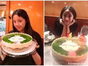 【蜗牛扑克】欧阳娣娣与家人庆14岁生日 欧阳娜娜暖心奔回家