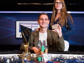 【蜗牛扑克】Piotr Nurzynski取得2018EPT巴塞罗那站主赛事冠军