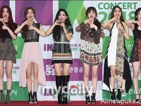 【蜗牛扑克】「MD PHOTO」韩国 女团(G)I-DLE,AOA参加仁川韩流演唱会