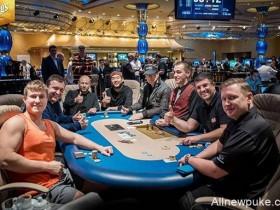 【蜗牛扑克】圈内盛传Tsoukernik在帝王娱乐场举办了一场€20K/€40k高级别的私局!