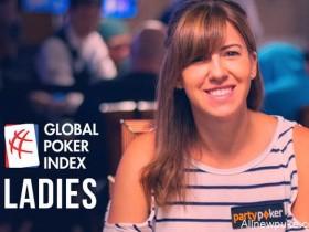 【蜗牛扑克】全球扑克指数女子榜单:Bicknell仍领跑两榜排名!