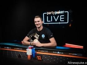 【蜗牛扑克】Steffen Sontheimer斩获$250K CPP超高额豪客赛冠军!