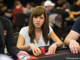 【蜗牛扑克】Kristen Bicknell有望蝉联GPI年度最佳女性牌手