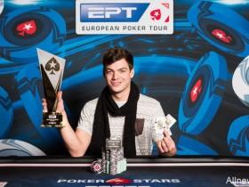 【蜗牛扑克】Paul Michaelis夺冠2018欧洲扑克巡回赛布拉格站主赛事!