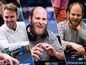 【蜗牛扑克】PSPC钱圈趣事:Greenwood三兄弟均入钱圈!
