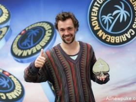 【蜗牛扑克】Ole Schemion斩获$1,100 PCA国家赛冠军,奖金$148,220