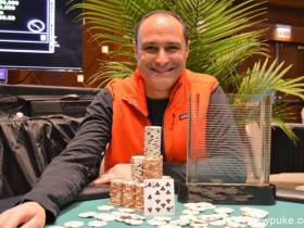 【蜗牛扑克】Pascal Zaklama赢得2019百佳塔冬季扑克公开赛主赛冠军,奖金$328,695