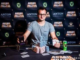 【蜗牛扑克】Rainer Kempe斩获澳洲百万赛事AU$25,000挑战赛冠军
