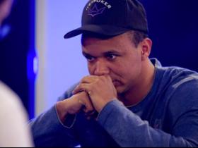 【蜗牛扑克】Phil Ivey跌出全球扑克金钱榜前10排名!