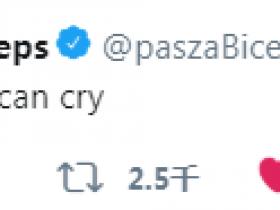 """【蜗牛电竞】Major决赛开幕式pasha含泪""""real man can cry"""""""