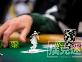 【蜗牛扑克】Jonathan Little谈扑克:切忌使用压牌器!