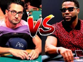 【蜗牛扑克】Antonio Esfandiari & Kevin Hart拳击对赌:我希望自己一个勾拳能够打倒他