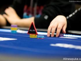 【蜗牛扑克】牌局回顾:将顶对转变成诈唬牌
