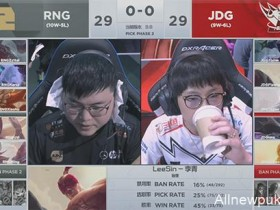 【蜗牛电竞】京城德比,JDG 3-2复仇RNG晋级季后赛四强!