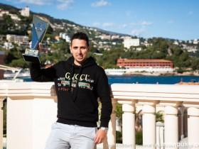 【蜗牛扑克】Sergio Aido取得EPT蒙特卡洛€100,000超级豪客赛冠军,奖金$1,772,393