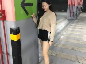 【蜗牛扑克】台湾美女正妹欣培Mandy 甜美气质宛如邻家女孩
