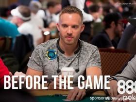 【蜗牛扑克】打牌之前的日子:Martin Jacobson也有很多不如意的时刻