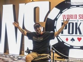 【蜗牛扑克】Kevin Roster在 WSOP宣传肉瘤意识,生命的最后只想好好的打下牌