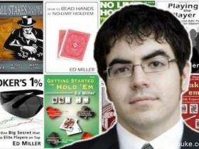 【蜗牛扑克】Ed Miller谈扑克:别害怕在盲注位置3bet