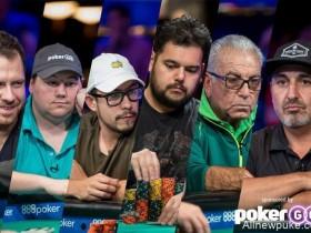 【蜗牛扑克】$50,000扑克玩家锦标赛Day4:6人决胜桌产生,Ivey出局