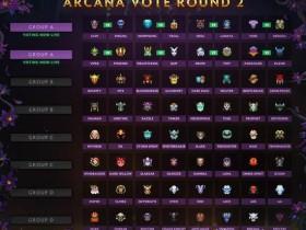 【蜗牛电竞】DOTA2更新:至宝投票64强公布,对阵表出炉