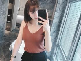 【蜗牛扑克】台湾清纯美女正妹圆圆 甜美气质宛如邻家女孩