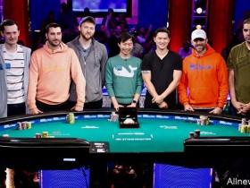 【蜗牛扑克】2019 WSOP主赛决赛9人组选手概况