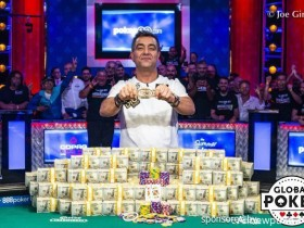 【蜗牛扑克】Hossein Ensan问鼎2019 WSOP主赛,揽获$10,000,000奖金