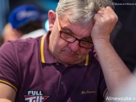 【蜗牛扑克】英国牌手'Mad' Marty Wilson因癌去世