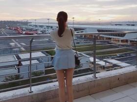 【蜗牛扑克】Airasia空姐正妹Jennifer Kaixin 遇见你是最美丽的邂逅