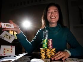 【蜗牛扑克】Sosia Jiang:传奇伦敦百万慈善赛的唯一女将