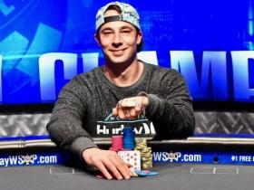 【蜗牛扑克】Ryan Eriquezzo收获个人第二个WSOP-C全球娱乐场锦标赛冠军!