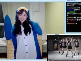 【蜗牛扑克】韩国企鹅妹Jinny 美女主播甜美清新引爆粉丝