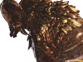 【蜗牛扑克】4月19日《魔物猎人世界》新魔物烂辉龙登场 游戏玩家准备开杀