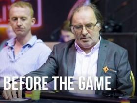 【蜗牛扑克】打牌之前的日子:Padraig Parkinson从未想过以打牌为生(一)