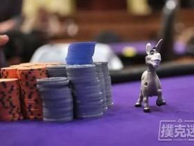 【蜗牛扑克】业余玩家又双叒拿下底池了
