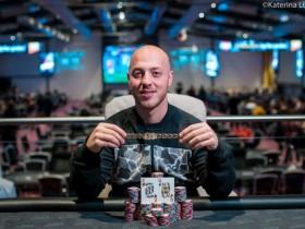【蜗牛扑克】Vangelis Kaimakamis赢得WSOPE Mini主赛胜利,入账€167,056