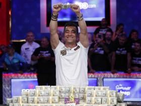 【蜗牛扑克】WSOP主赛冠军Hossein Ensan打入决胜桌,Campbell重回POY榜首
