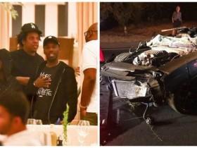 【蜗牛扑克】车祸事件后凯文哈特在比佛利山庄首次露面