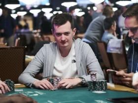 【蜗牛扑克】Nick Marchington:从线上转向线下的WSOP主赛第7名选手