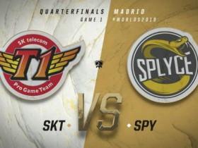 【蜗牛电竞】S9四分之一决赛第二日综述:SKT挺进半决赛再会G2