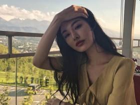 【蜗牛扑克】三国混血模特正妹Gail 性感美女冷艳气质迷人