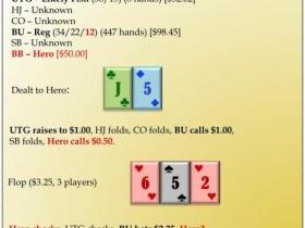 【蜗牛扑克】六人桌常规局典型牌例100手-2