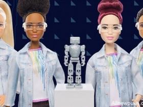 【蜗牛扑克】机器人工程师芭比娃娃 跟上STEM教育潮流