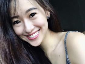 【蜗牛扑克】新加坡阳光美女Deon Heng 灿烂甜美笑容治愈人心
