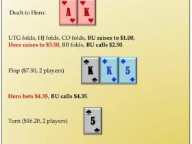【蜗牛扑克】六人桌常规局典型牌例100手-12