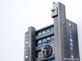 【蜗牛扑克】德国布谷鸟钟 住进都市建筑中 从自然森林到水泥丛林