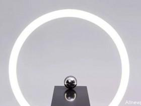 【蜗牛扑克】金属球风格台灯L3 暗藏玄机颠覆你想像力