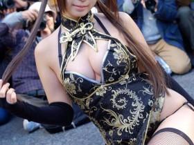 【蜗牛扑克】网友在ff现场见过尺度最大的cosplay伊织 超甜惊为天人