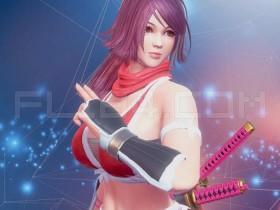 【蜗牛扑克】乳摇+爆衣!18禁格斗《Fight Angel》正式版Steam上架!